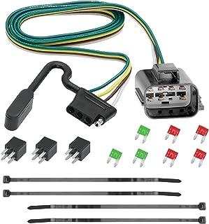 Tekonsha 118270 4-Flat Tow Harness Wiring Package