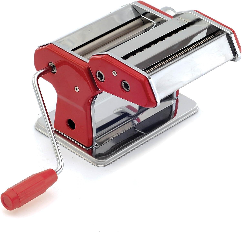 Norpro 1049R Pasta Machine Ranking supreme TOP17 Red Silver