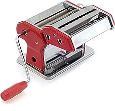 Norpro 1049R Pasta Machine, Red