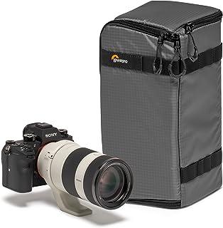Lowepro GearUp PRO Grote II camerakoos, harde hoes voor spiegelloze en reflectiecamera, hoes met verstelbare verdelers voo...
