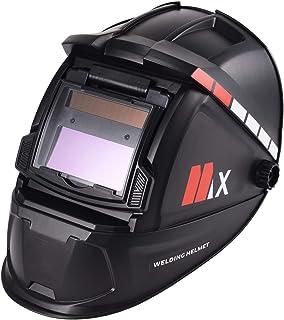 comprar comparacion ENJOHOS Helmet Integral Arc Welding Máscara de soldadura automática a prueba de salpicaduras para soldadura Protección de ...
