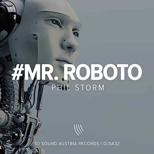 Mr  Roboto by Phil Storm on Amazon Music - Amazon com
