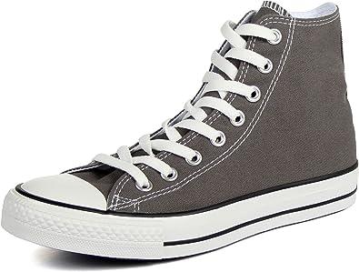 Converse Chuck Talyor 1j793 Allstar Hi Charcoal w/ 2 Extra Shoelaces (Red Peach) (US MEN