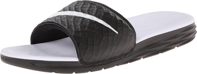 Nike Women& 39;s Benassi Solarsoft Slide Sandal