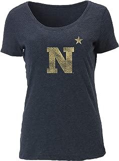 Ouray Sportswear NCAA Adult-Women Women's Tri Blend Scoop-Neck Tee
