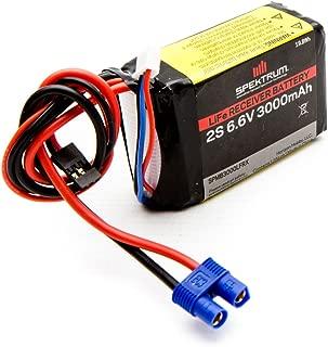 Spektrum 3000mAh 2S 6.6V Li-Fe Receiver Battery