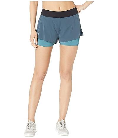 On Running Shorts (Navy/Storm) Women