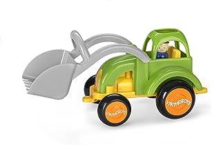 Viking Toys Viking - Jumbo Tractor Digger w 1 Figure Gift Box