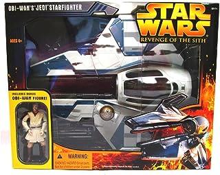 Hasbro Star Wars Revenge of the Sith Obi-Wan's Jedi Starfigh