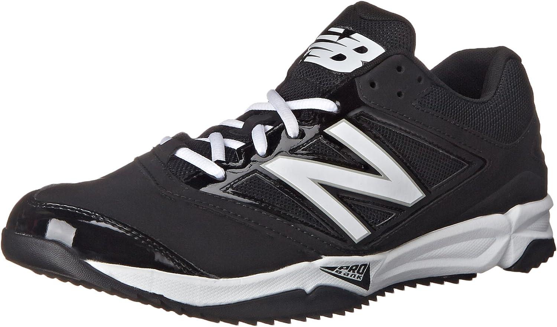 Amazon.com   New Balance Men's T4040V3 Turf Baseball Shoe ...