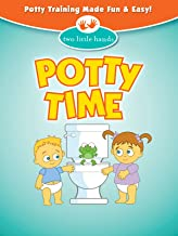 baby signing time potty training