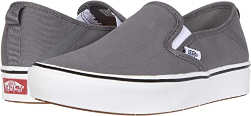 (Stretch Canvas) Pewter/True White