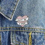 XdiseD9Xsmao Raffreddare A Forma di Cuore Pettorale Borsa in Smalto Camicia di Jeans Colletto Risvolto Spilla Pin Badge Gioielli Abbigliamento Sciarpa Borsa Borsa Ornamento Decor