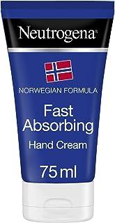 Neutrogena Hand Cream, Norwegian Formula, Fast Absorbing, Light Texture, 75ml