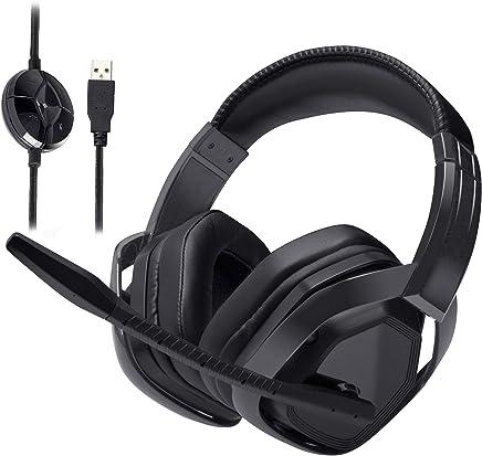 AmazonBasics - Cuffie da gioco Pro, con microfono per PC, Nero - Trova i prezzi più bassi
