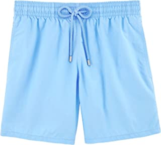Vilebrequin Moorea Men's Bathing Shorts, Plain