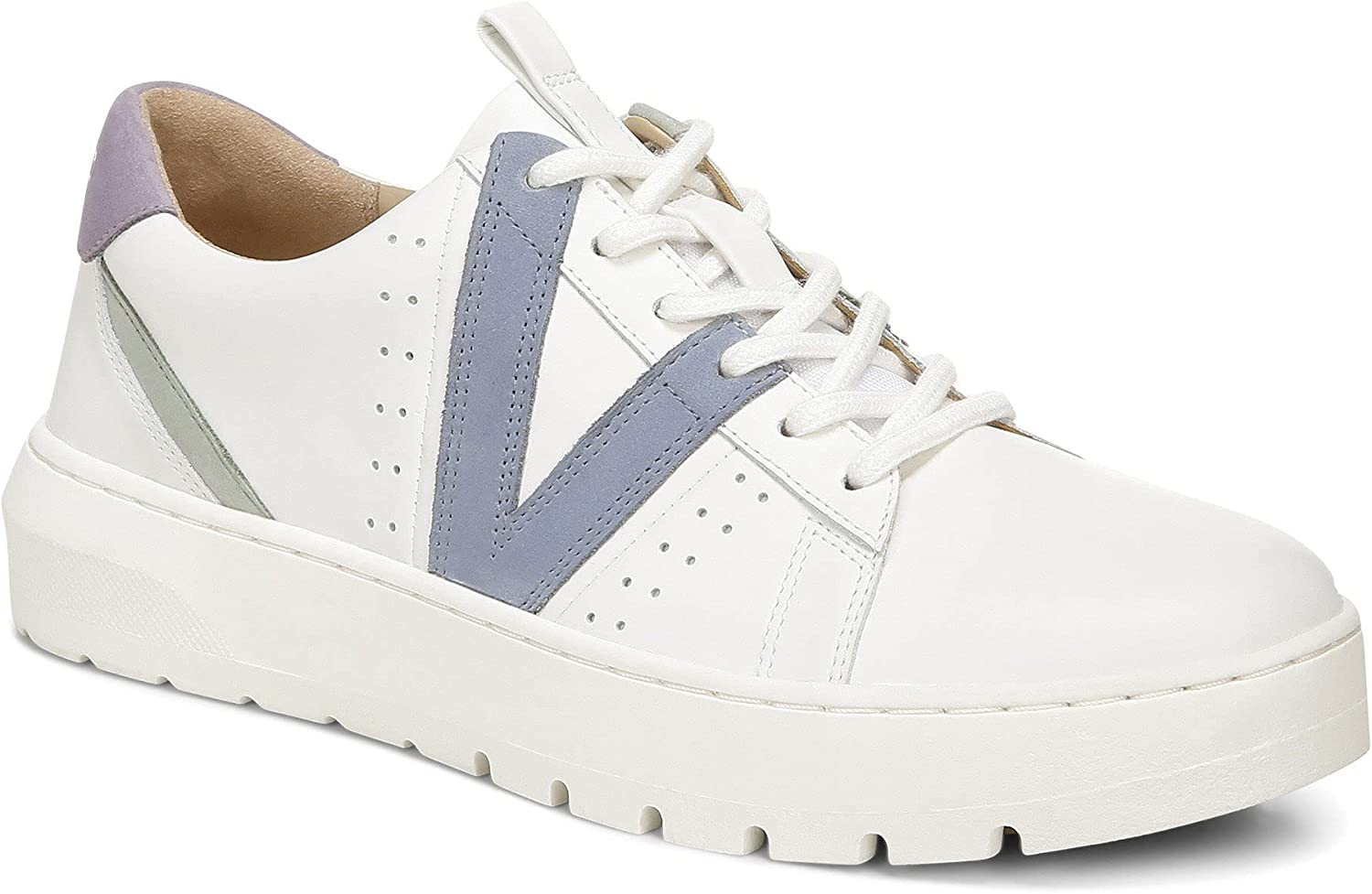 Vionic Women's Curran Simasa Manufacturer direct Challenge the lowest price of Japan ☆ delivery Lace-Up Supportive Casual Sneaker-