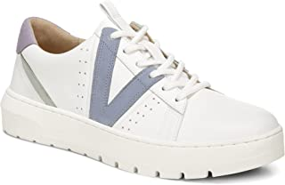 Vionic Women's Curran Simasa Casual Lace-Up Sneaker- Supportive Walking Shoes That Include Three-Zone Comfort with Orthoti...