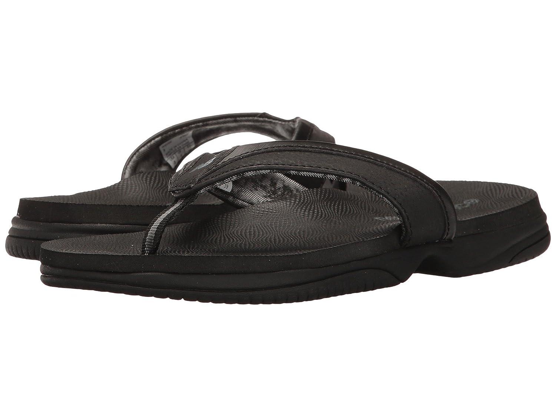 (ニューバランス) New Balance メンズランニングシューズ?スニーカー?靴 JoJo Thong Black ブラック 11 (29cm) B