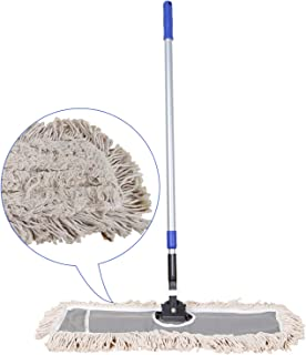 """Best JINCLEAN™ 24"""" Industrial Class Cotton Floor Mop 