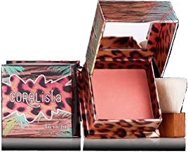 Benefit Coralista Blush for A Tropical Flush, 0.28 Ounce