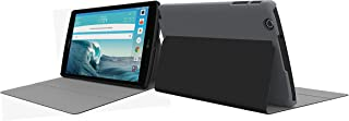 Incipio Faraday Folio Case w/ Magnet Fold for LG G Pad X8.3 Black LGE-262-BLK-V
