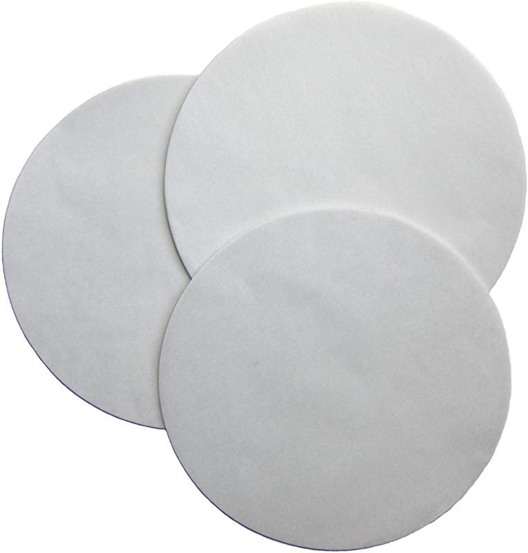 Regency Parchment Paper Liners For Round Cake Pans 9 Inch Diameter 24 Pack