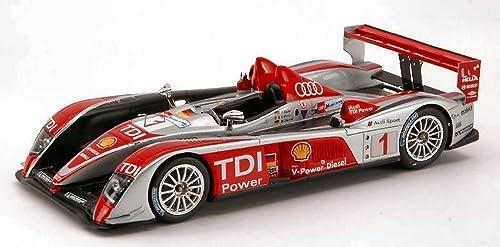 punto de venta en línea Spark Model S0684 Audi R 10 N.1 6th LM LM LM 2008 1 43 MODELLINO Die Cast Model Compatible con  se descuenta