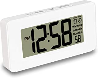 Awake Mindfulness Clock - an Actual, Physical Meditation Timer + Alarm Clock (with a Gentle Chime Sound) for Digital Mindfulness, Digital Wellbeing, Digital Detox, Smartphone Addiction, Pomodoro