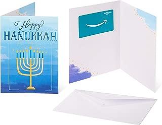 hanukkah gift cards