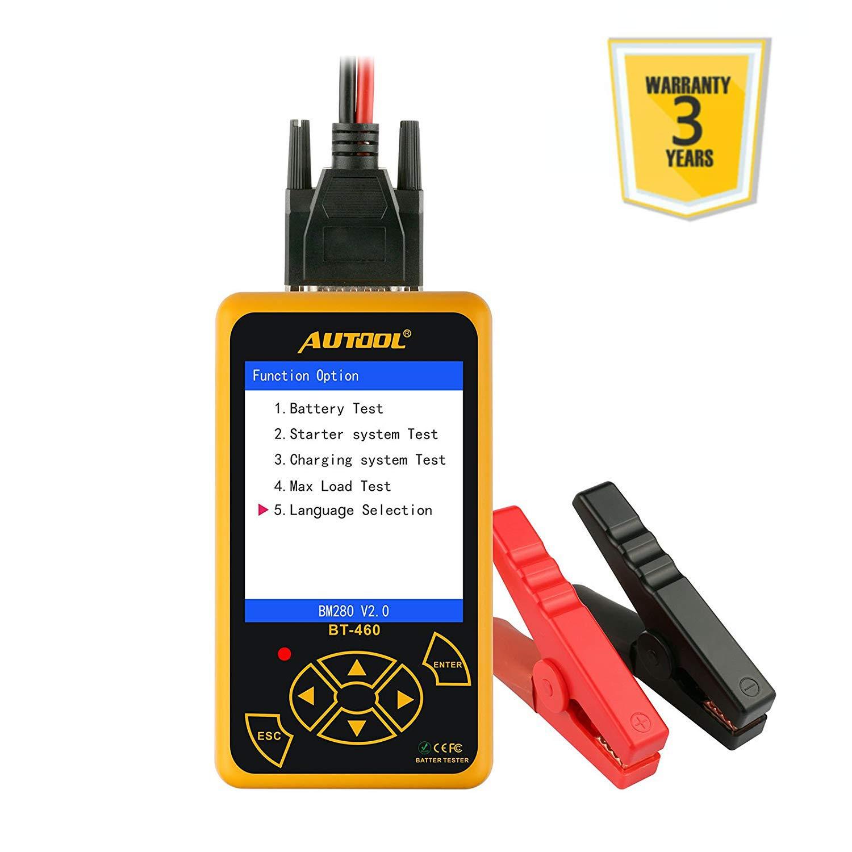 AUTOOL BT 460 Auto Battery Tester