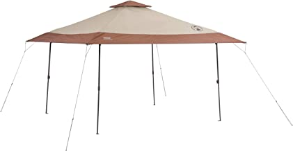 Coleman Instant Pop-Up Canopy Tent and Sun Shelter, 13 x 13 Feet