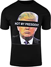 Donald Trump is NOT My President Mens Shirt Protest Tee