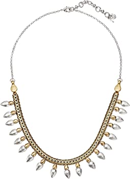 Lucky Brand - Teardrop Collar Necklace