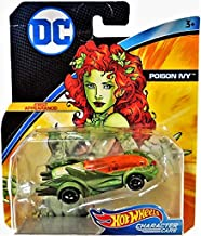 Hot Wheels DC Universe Character Cars Poison Ivy First Appearance