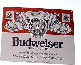 Budweiser King of Beers 12