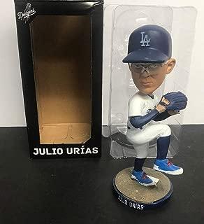 Julio Urias 2017 Los Angeles Dodgers Rookie Stadium Promo Bobblehead SGA