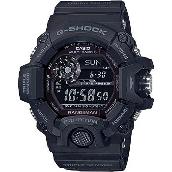 Men's Casio G-Shock Master of G Rangeman Black Watch GW9400-1B