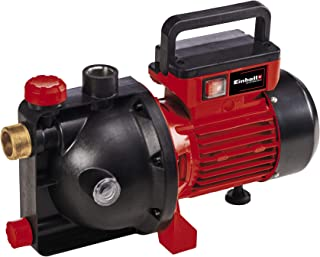 Einhell Tuinpomp GC-GP 8042 ECO (800 W, 4200 L/h, 4.3 bar, ECO-Power, watervulstand indicator, grote water vulschroef, wat...