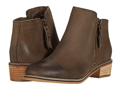 Blondo Liam Waterproof Bootie (Taupe Nubuck) Women