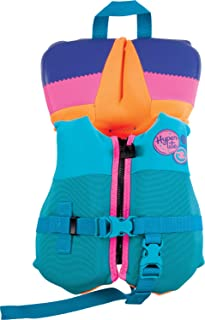 Hyperlite Girl's Child Indy Life Jacket Purple (Child)