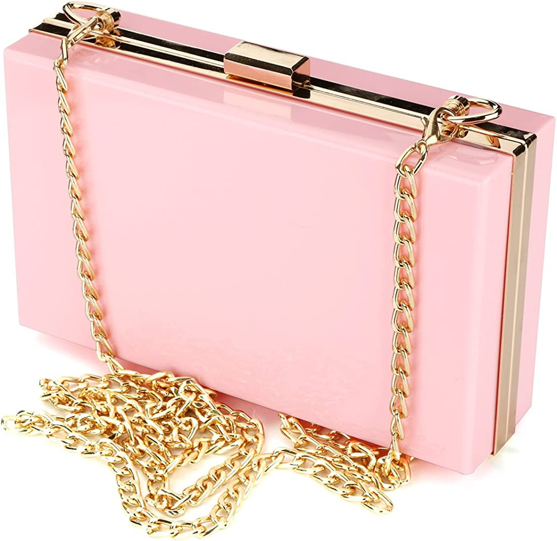 Women Japan Maker New Cute Transparent Clear See Even Acrylic Through Max 88% OFF Box Clutch