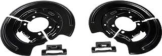 Dorman 924-657 Rear Brake Dust Shield for Select Jeep Models, Black, Pack of 2 (OE FIX)