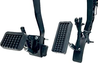 Able Motion Mobility PX2.0 Black Pedal Enhancement Extenders