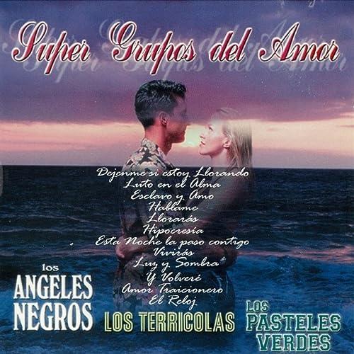 Esta Noche La Paso Contigo by Los Angeles Negros on Amazon Music - Amazon.com