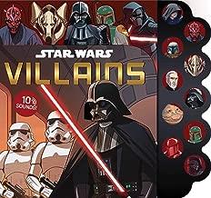 Star Wars: 10-Button Sounds: Villains (10-Button Sound Books)