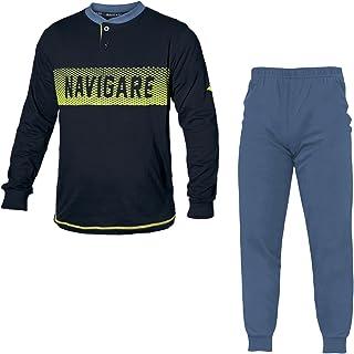 Navigare Pigiama Uomo Cotone Jersey 2 Colori Serafino Art.140865