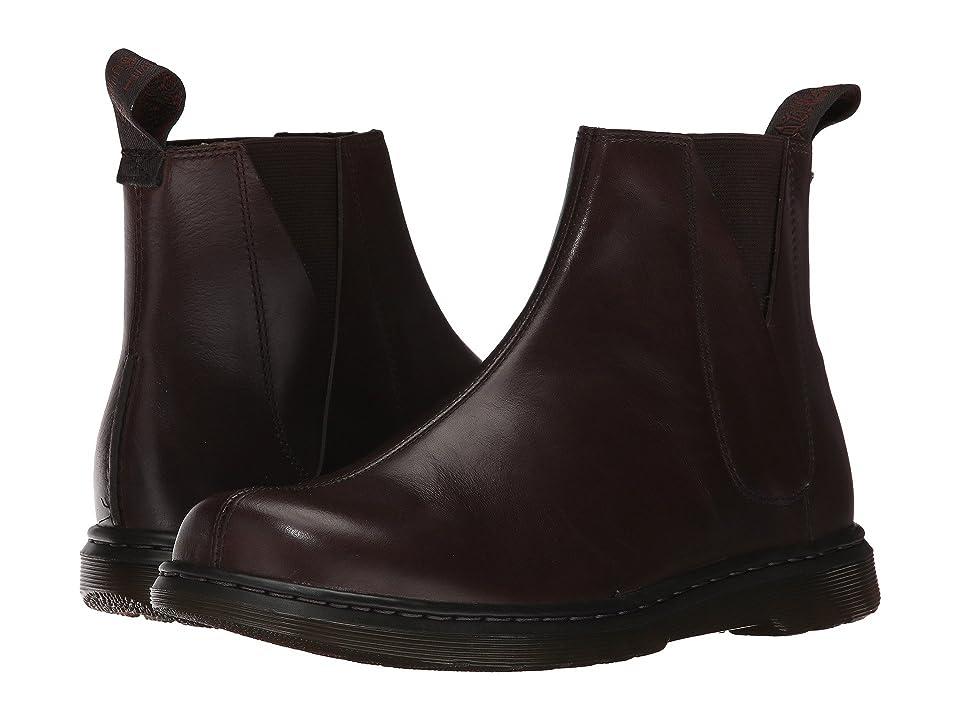 Dr. Martens Noelle Chelsea Boot (Dark Brown New Oily Illusion) Women