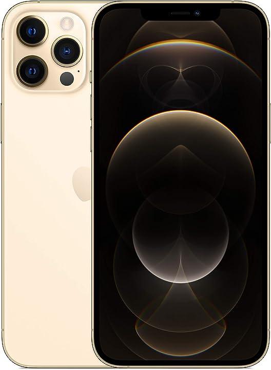 Iphone 12 pro max (128gb) - oro novità apple