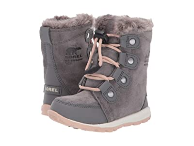 SOREL Kids Whitneytm Suede (Toddler/Little Kid) (Quarry) Girls Shoes